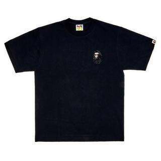 アベイシングエイプ(A BATHING APE)のA Bathing Ape Swarovski Head Tee L(Tシャツ/カットソー(半袖/袖なし))