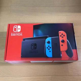 Nintendo Switch - 新型 新品未開封 Nintendo Switch ネオン ニンテンドースイッチ