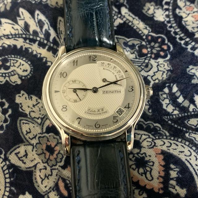 ロエベ 時計 スーパーコピー 、 ZENITH - 950 PT  最高の素材 ゼニス リザーブドマルシェ プラチナの通販 by ペンギン's shop