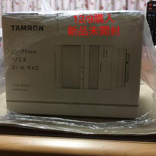 TAMRON - TAMRON  28-75mm F2.8 Di III RXD