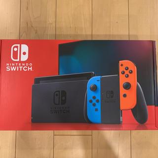 Nintendo Switch - Nintendo Switch (L) ネオンブルー/(R) ネオンレッド