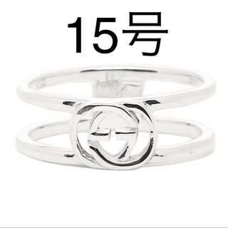 グッチ(Gucci)のGUCCI スネークリング15号(リング(指輪))