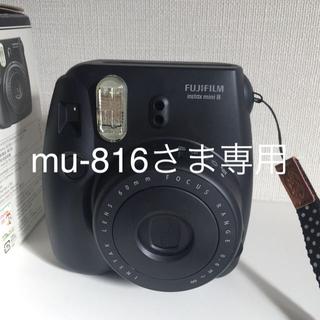 富士フイルム - インスタントカメラ intax mini 8