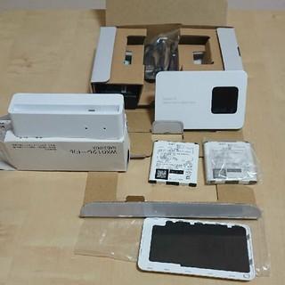 NEC - クレードルセット WiMAX2+ NEC WX01動作確認済
