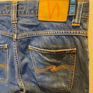 Nudie Jeans - nudie jeans ヌーディージーンズ grim tim W30L32