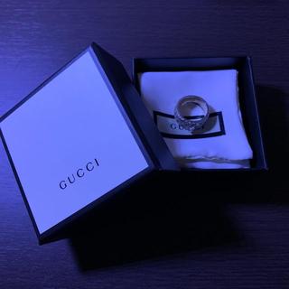 Gucci - GUCCI キャットヘッド シルバーリング