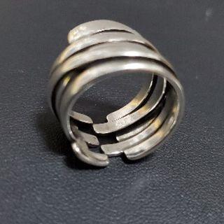 マルタンマルジェラ(Maison Martin Margiela)のSilver925 design ring(リング(指輪))
