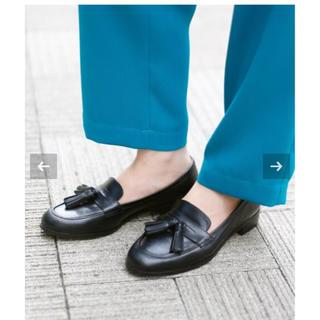 ルタロン(Le Talon)の竹下玲奈×Le Talon GRISEコラボ ◆レザータッセルローファー(ローファー/革靴)