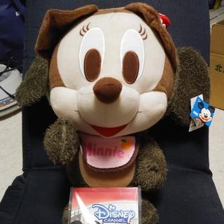 ミニーマウス - ミニーちゃんぬいぐるみ(おまけ付き❤️)