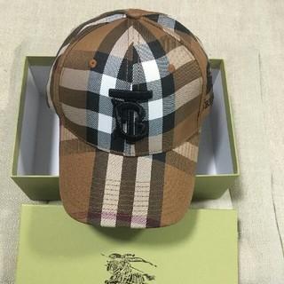 BURBERRY -  burberry男女兼用ファッション帽子