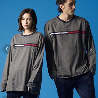 トミーヒルフィガー(TOMMY HILFIGER)のトミーヒルフィガー Tシャツ 長袖S(Tシャツ(長袖/七分))