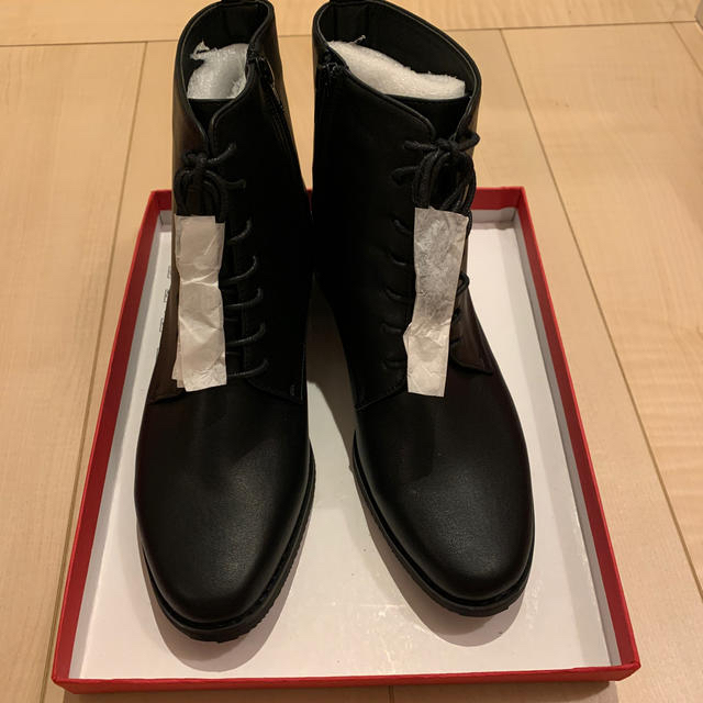 ORiental TRaffic(オリエンタルトラフィック)の限定値下げ!Oriental traffic ショートブーツ 黒 レディースの靴/シューズ(ブーツ)の商品写真