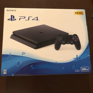 PlayStation4 - PlayStation4 ジェット・ブラック 500GB