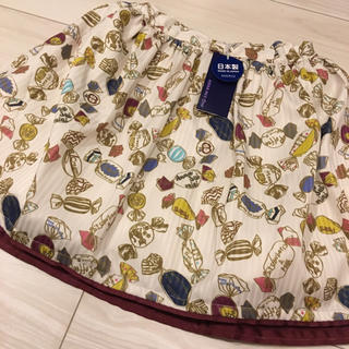 ANNA SUI mini - 定価以下❤️新品*アナスイミニ  130 スカート