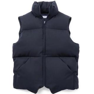 COMOLI - Zanter for Graphpaper 19aw Down Vest ダウン