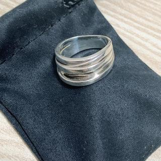 エテ(ete)のete シルバーリング(リング(指輪))