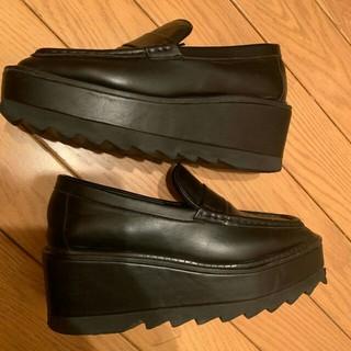 アンビー(ENVYM)のENVIM 厚底ローファー(ローファー/革靴)