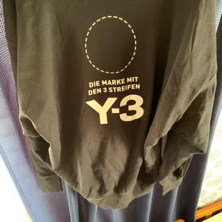 Y-3 - Y3 ロゴパーカー Mサイズ
