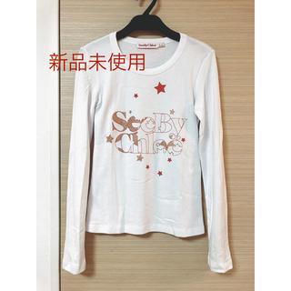 シーバイクロエ(SEE BY CHLOE)の【新品未使用】シーバイクロエ ロゴロンT(Tシャツ(長袖/七分))