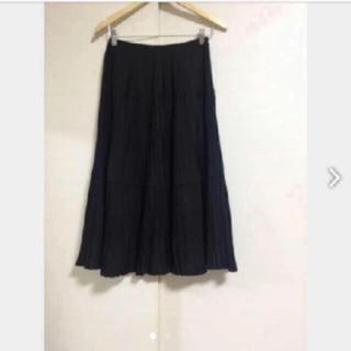 ZARA - 美品♡ 大人なプリーツロングスカート