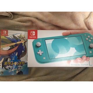 Nintendo Switch - スイッチライト ポケモン ソード セット売り