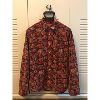 Supreme - Supreme Roses Corduroy Shirt Sサイズ 薔薇 ローズ