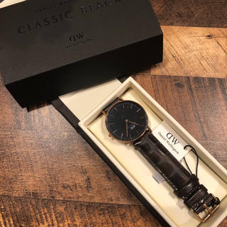Daniel Wellington - DW ダニエルウェリントン 腕時計36mm セール