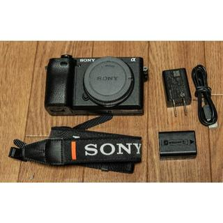 SONY - SONY α6400 ILCE-6400 ボディ メーカー長期保証あり