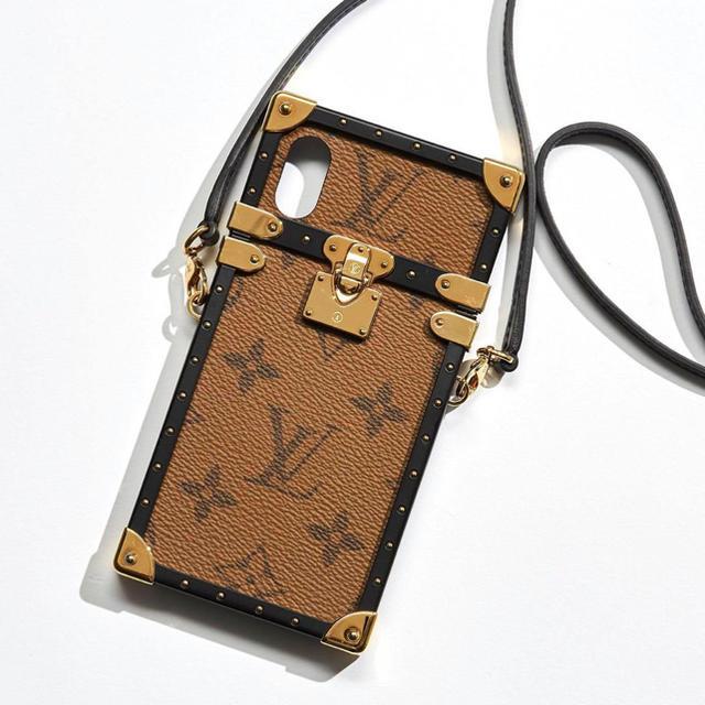 LOUIS VUITTON - Louis Vuitton  アイトランク iPhoneケースの通販