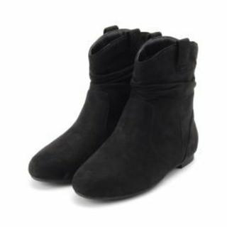 シューラルー(SHOO・LA・RUE)の新品未使用シューラルー☆らくらく くしゅブーツ(ブーツ)
