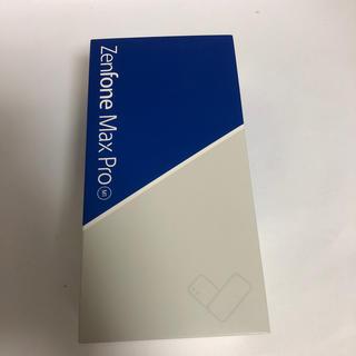 ASUS - ASUS Zenfone Max Pro(M1)メテオシルバーZB602KL