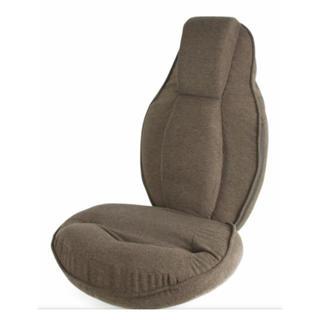 ディノス(dinos)のスリム座椅子ピラトレ  ブラウン(座椅子)