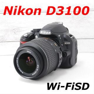 Nikon - ❤️シャッター回数わずか434枚❤️スマホ転送❤️Nikon D3100