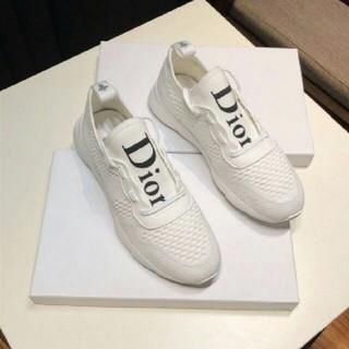 ディオール(Dior)のDior   スニーカー  23.5cm(スニーカー)