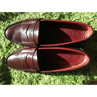コールハーン(Cole Haan)のコールハーン ローファーコードバン製 made in USA (ローファー/革靴)