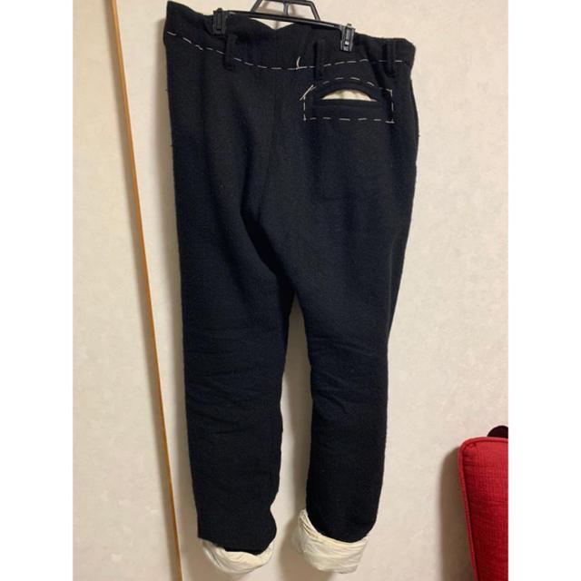 Paul Harnden(ポールハーデン)のELENA DAWSON ウールパンツ メンズのパンツ(スラックス)の商品写真