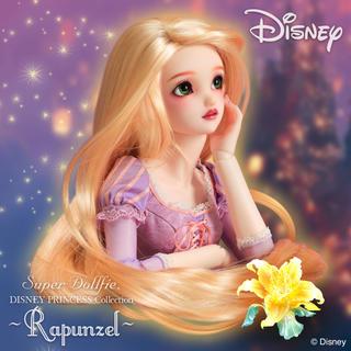 Disney - フルセット ディズニープリンセス・コレクション  ラプンツェル SDgr 女の子