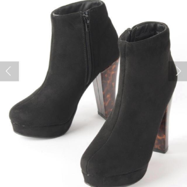 CECIL McBEE(セシルマクビー)のセシルマクビー  ブーツ レディースの靴/シューズ(ブーツ)の商品写真