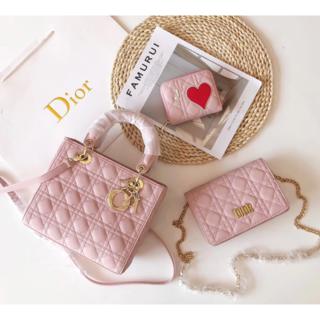 Dior - dior ショルダーバッグ 財布 3点セット