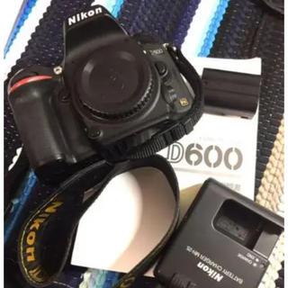 Nikon - NIKON D600 & 50mm f1.4 セット⭐️