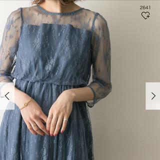 アーバンリサーチ(URBAN RESEARCH)のちょこ様専用✳︎アーバンリサーチ ドレス(ロングドレス)