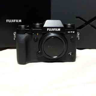 富士フイルム - FUJIFILM X-T2 ボディ ミラーレス一眼