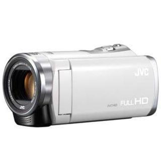 JVC ハイビジョンメモリームービーカメラ