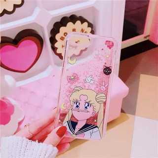 glitterケース♡セーラームーン iPhone ❤️p