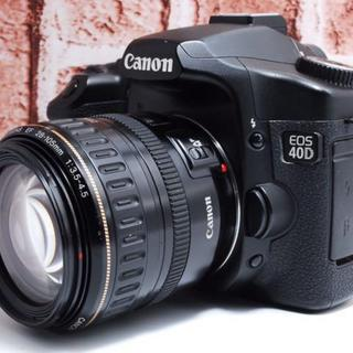 Canon - ★美品★Canon EOS 40D レンズキット★