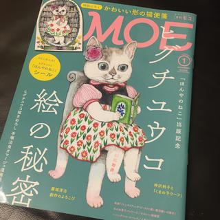 ハクセンシャ(白泉社)のMOE (モエ) 2019年 01月号(アート/エンタメ/ホビー)