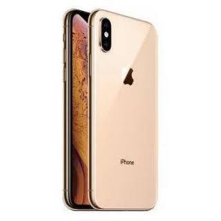 Apple - 美品 使用2カ月 iPhone XS 512GB ゴールド simフリー