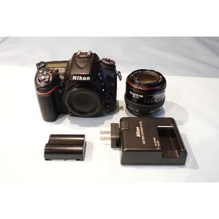 Nikon - Nikon一眼レフ D7100 +おまけレンズ+SDカード