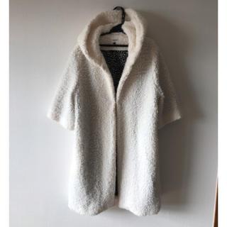 ルシェルブルー(LE CIEL BLEU)のルシェルブルー  ホワイトコート(ロングコート)
