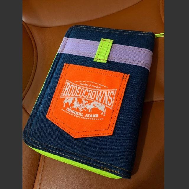 RODEO CROWNS WIDE BOWL(ロデオクラウンズワイドボウル)のロデオクラウン  システム手帳 インテリア/住まい/日用品の文房具(カレンダー/スケジュール)の商品写真